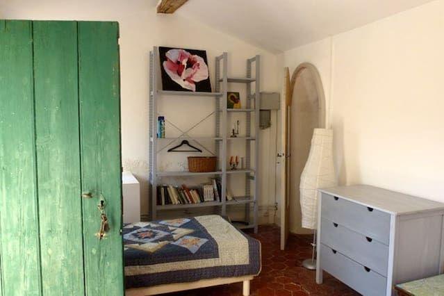 Habitación Independiente à Barjols, en casa de Eric Et Wanda