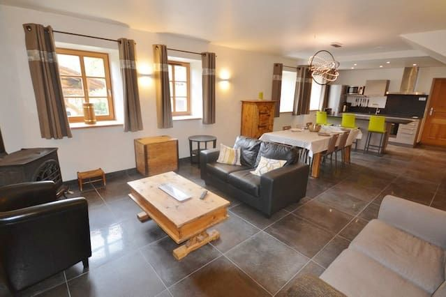 Residencia para 7 huéspedes en Montriond