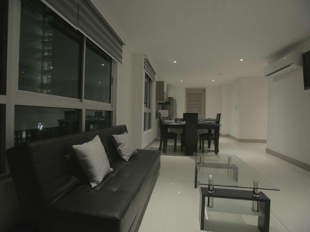 Apartamento provisto de 3 habitaciones