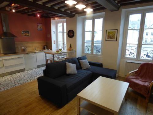 Apartamento en Bayeux de 1 habitación