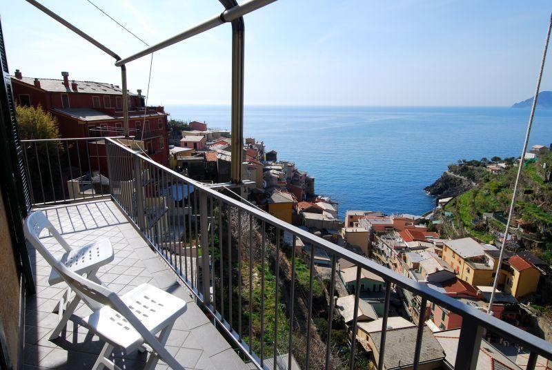 Charakteristische Wohnung mit Panoramablick