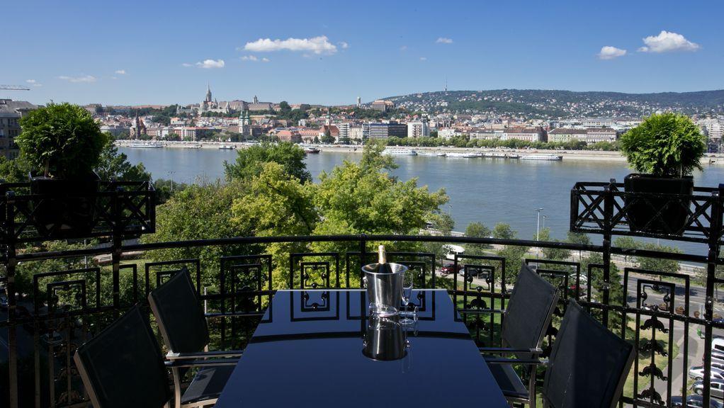 Apartamento de 2 habitaciones en Budapest