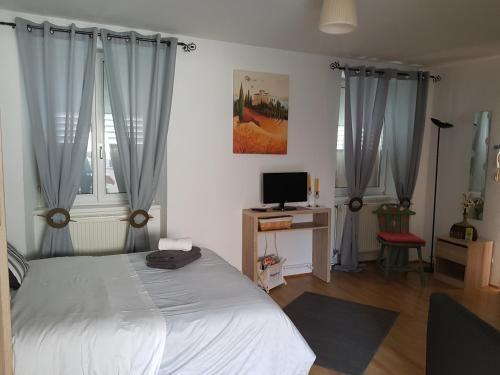 Interesante alojamiento de 1 habitación