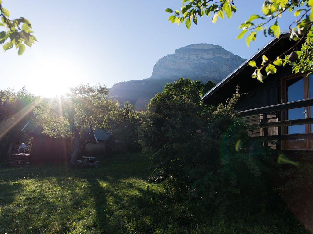 Alojamiento para 4 huéspedes en Isère