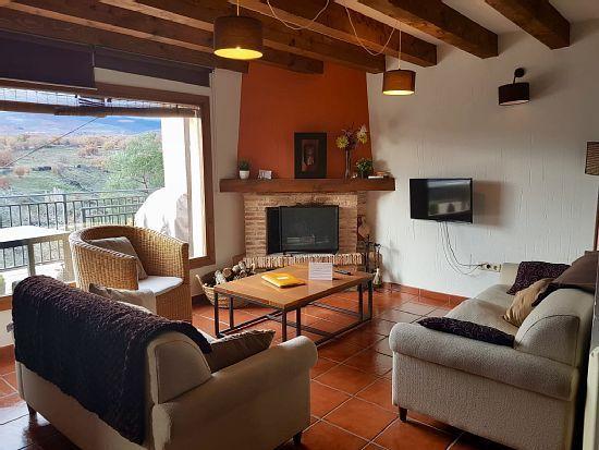 Residencia de 3 habitaciones en Horcajo de la sierra