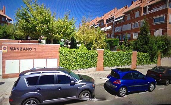 Apartamento  con piscina en Pozuelo ( Madrid a 5km