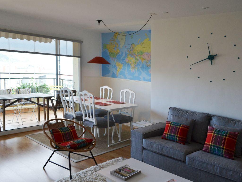 Alojamiento en Zarautz de 2 habitaciones