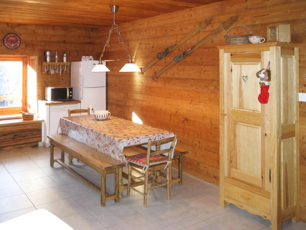 Residencia en Risoul para 8 personas