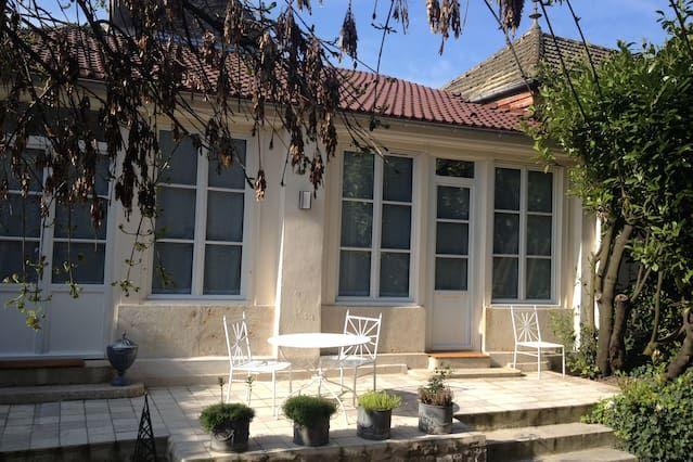 Práctica casa en Beaune