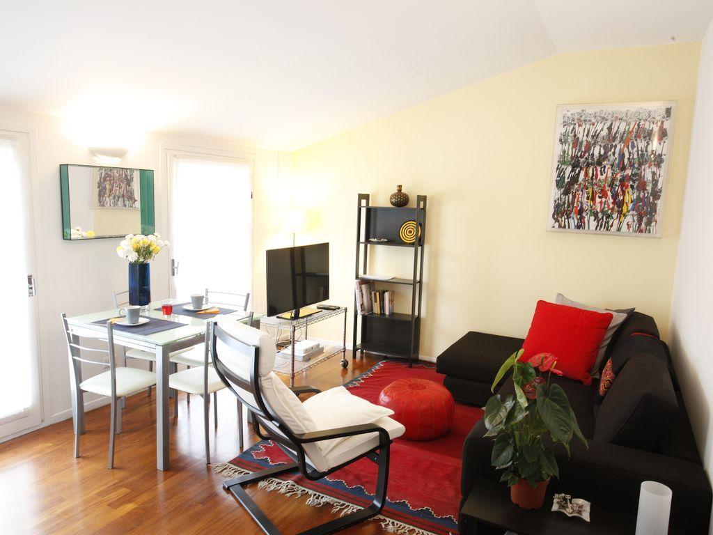 Apartamento en Milán para 2 huéspedes