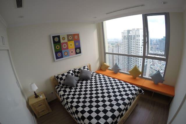 Appartamento con wi-fi di 1 stanza