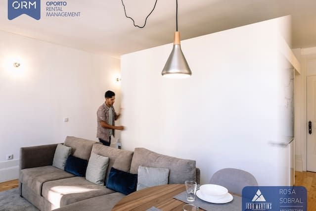 Alojamiento en Porto para 4 personas