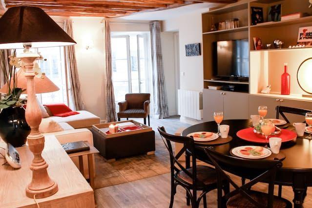 Appartement avec wi-fi à Paris