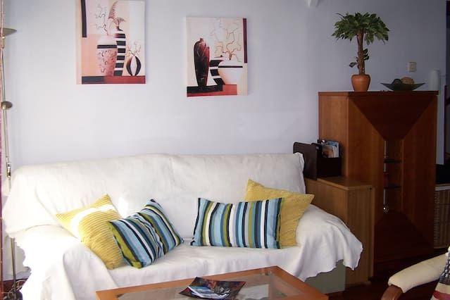 Apartamento enfrente del guggenheim