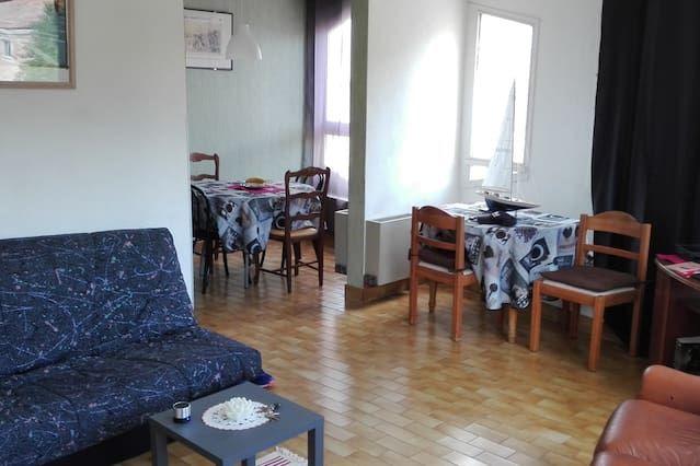 Apartamento de 65 m² de 2 habitaciones