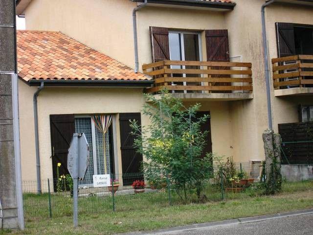 Alojamiento para 4 huéspedes con balcón