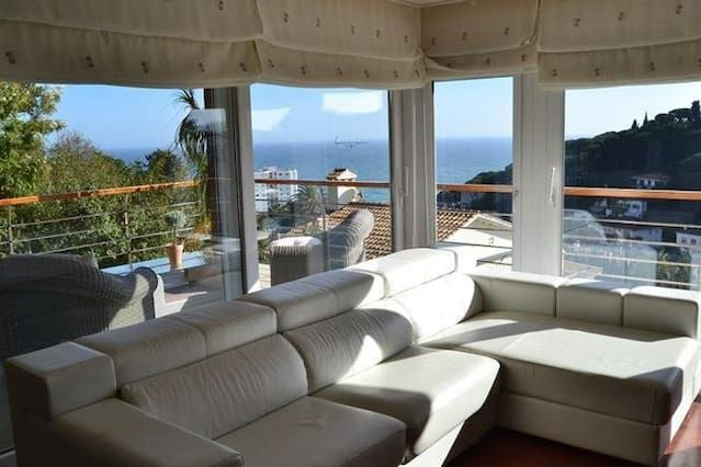Residencia acogedora en Sant pol de mar