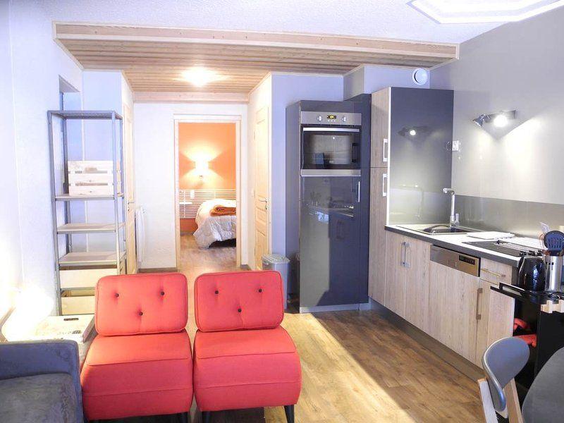 Apartamento en Mijoux para 6 personas