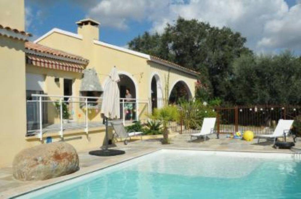Alojamiento en Linguizzetta para 7 huéspedes