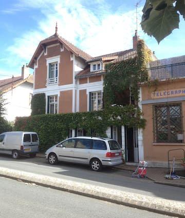 Hébergement de 45 m² avec 1 chambre