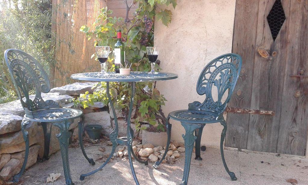 Casa con wi-fi en Montricoux