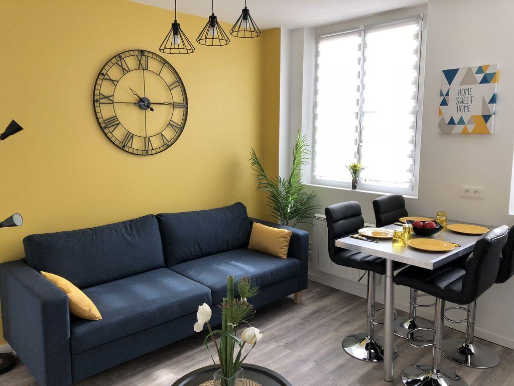 Ferienwohnung für 4 Gäste in Saint-omer