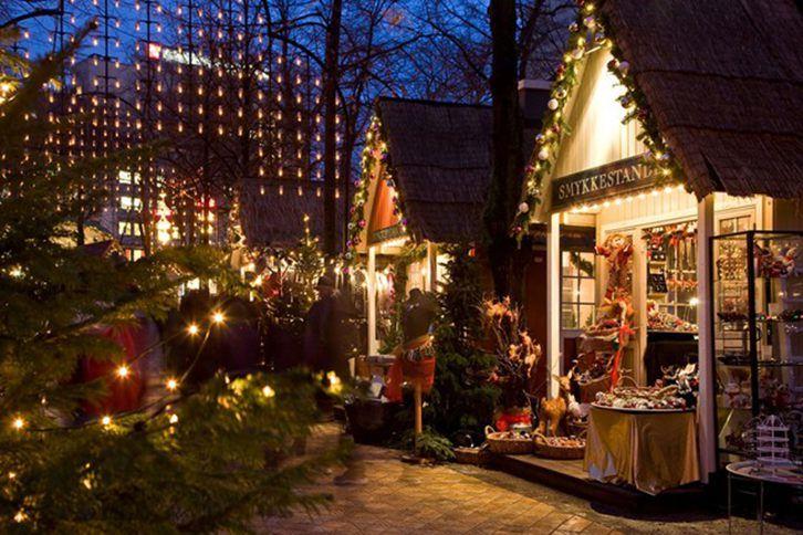 Mercado de Navidad Copenhague