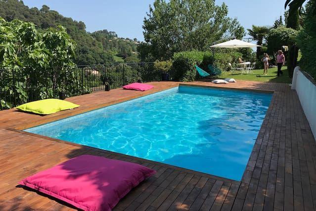 Alojamiento de 130 m² con piscina