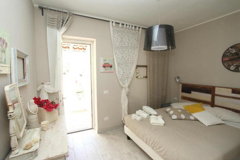 Centro de Lipari: romántico apartamento estudio con vistas al mar