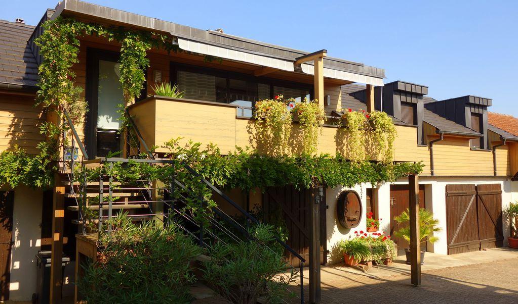 Hébergement pour 6 personnes à Mittelwihr