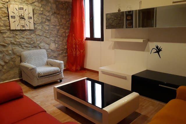 Alojamiento de 1 habitación en Pitigliano
