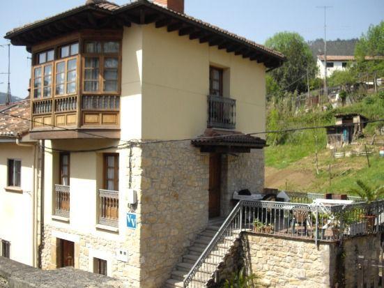 Casa Rural con vistas a la montaña