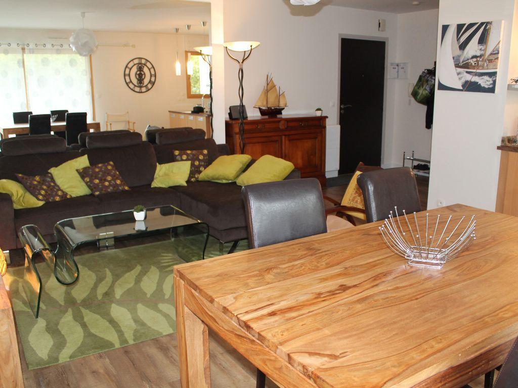 Apartamento equipado en Ploemeur