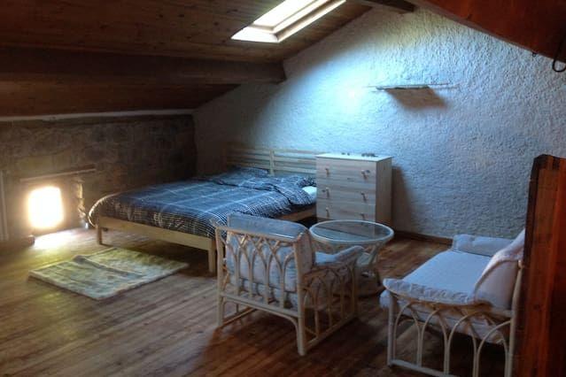 Auténtica casa en el valle de Dourbie a 5 km de Millau