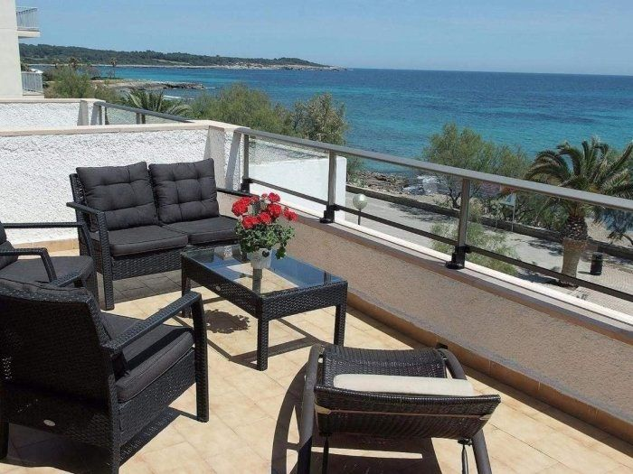 Holiday rental in S'illot for 6 guests