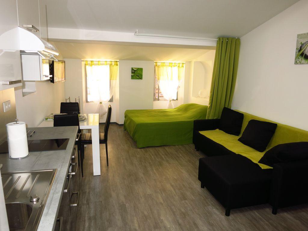 Hébergement bien équipé à Collioure