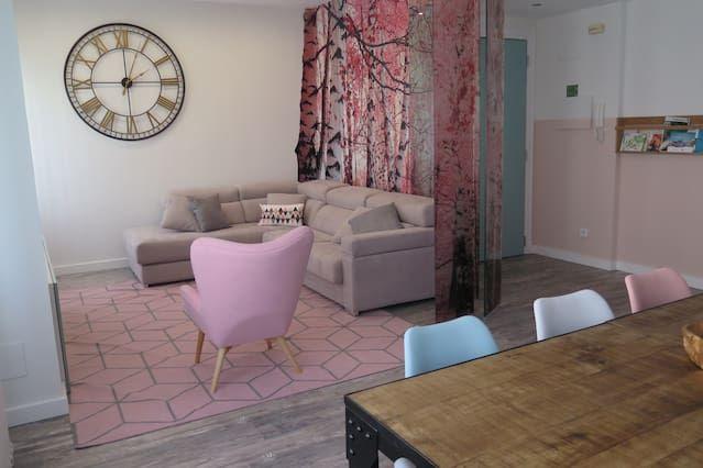 Apartamento acogedor con Espacio exterior y Calefacción en Vitoria