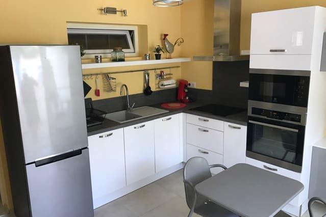 Alojamiento para 2 personas de 1 habitación