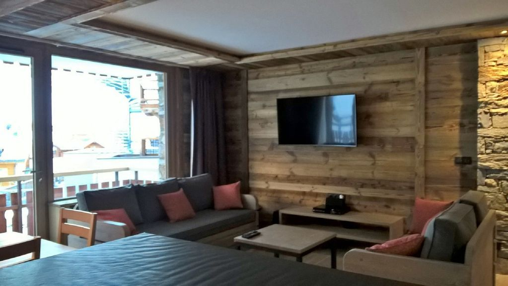 Holiday rental with 5 rooms in Tignes