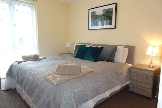 Holiday rental with wi-fi in Long eaton