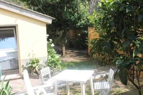 Piso de 1 habitación con jardín