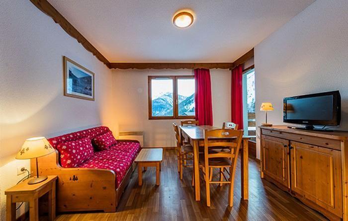 Résidence Les Granges d'Arvieux *** - 2 Habitaciones 5/6 Personas Montaña Corner