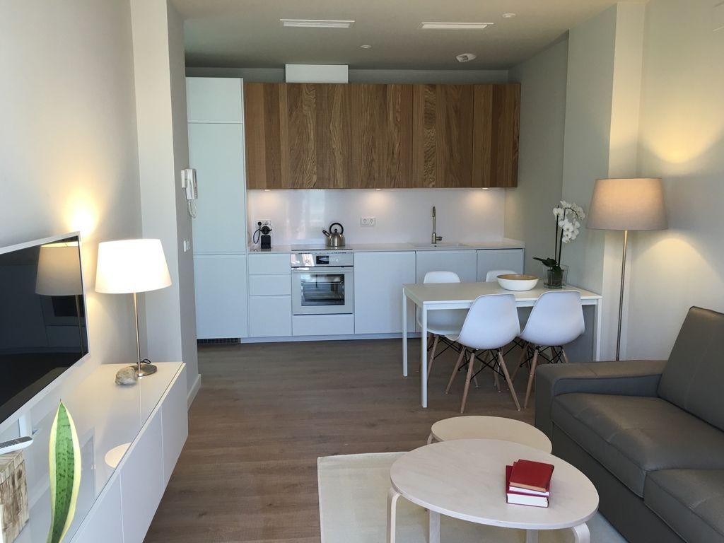Apartamento hogareño en Cádiz de 2 dormitorios