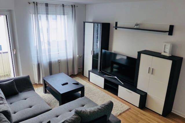 Familiäre Ferienunterkunft mit 3 Zimmern
