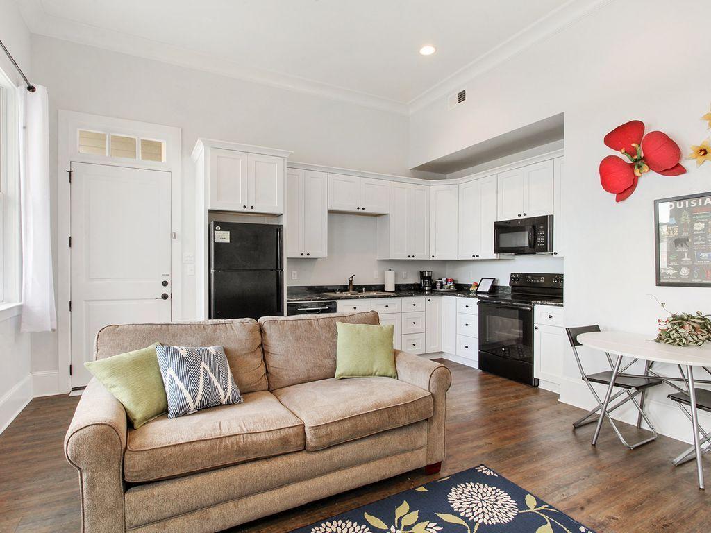 Alojamiento de 1 habitación en New orleans