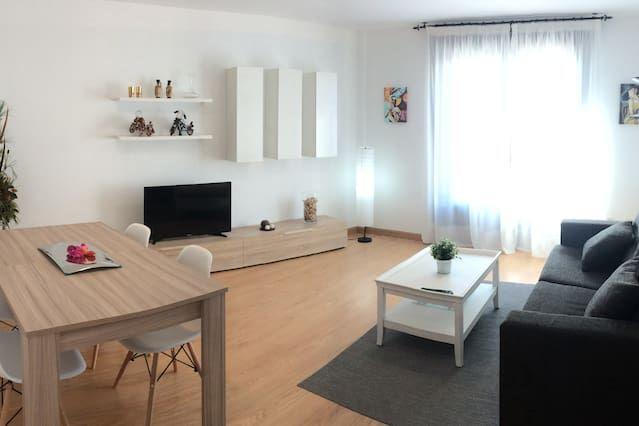 Alojamiento en Olite de 2 habitaciones