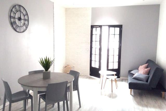 Atractivo apartamento en Saint-jean-de-luz