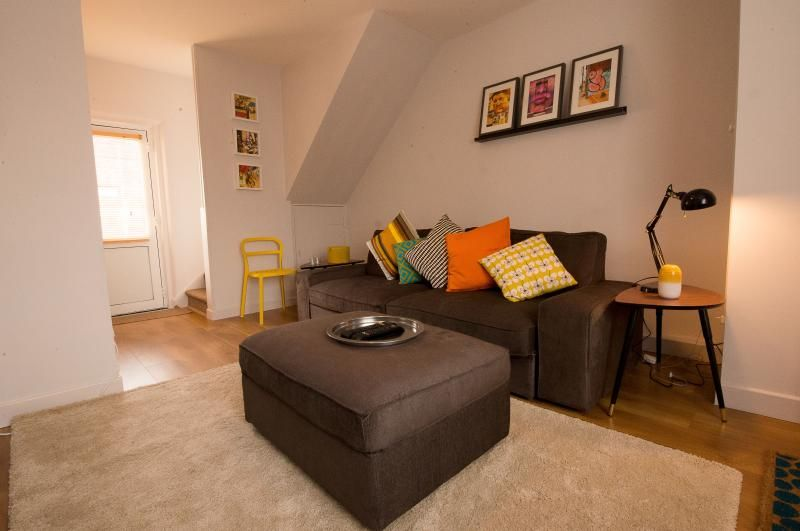 Tourist Apartment in Dublin for 4
