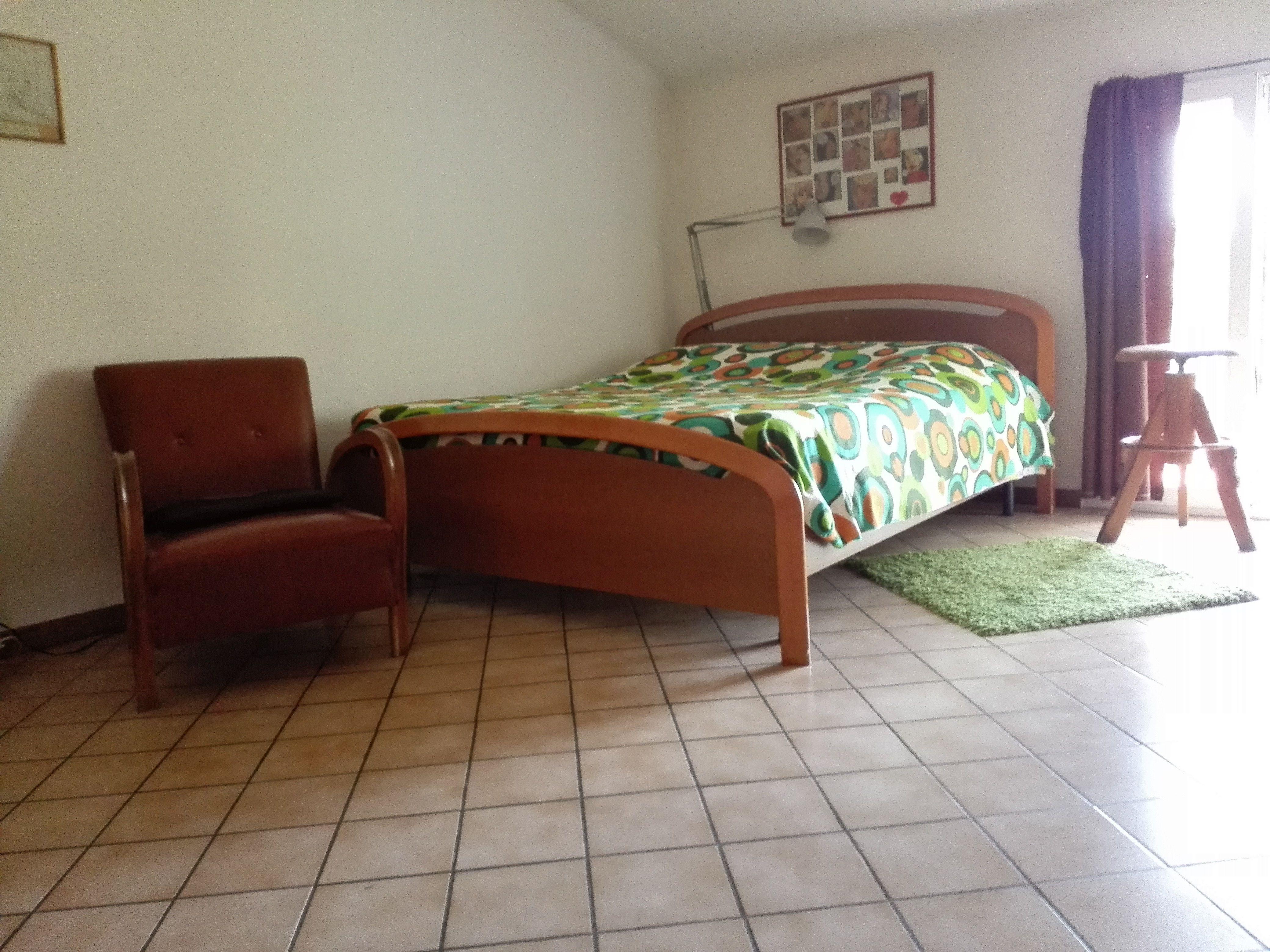 Apartamento hogareño para 2 personas en Bolonia