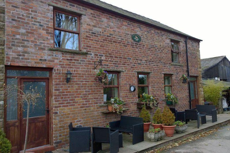 Residencia en Buxton con jardín